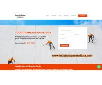 Todo Trabajos en Altura 11-3699-0905