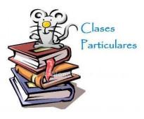 CLASES DE APOYO TODAS LAS MATERIAS