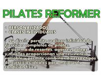 PILATES REFORMER PERZONALIZADO EN CENTRO ORO