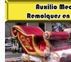 15-53067312 Grúas Camilla Auxilio Mecánico 24HS