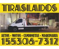 15-53067312 Grúas Plancha Auxilio Mecánico Traslados