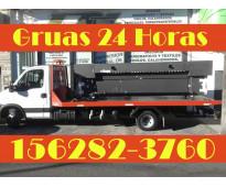 15-62823760 Grúas Camilla Auxilio Mecánico Remolques y Traslados