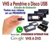 VHS Video A Digital.