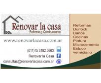 REFORMA Y AMPLIACIÓN DE VIVIENDAS