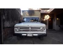 Dodge 100 1970 naftera $ 60000