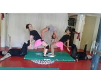Parenaire Acrobatico - Gimnasia Artistica Niñas desde 4 años