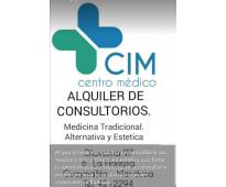 alquiler consultorios médicos o profesionales de estética