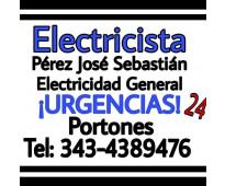 URGENCIAS LAS 24HS. Automatización y reparación de portones