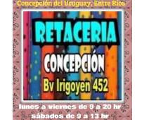 Retaceria Concepción