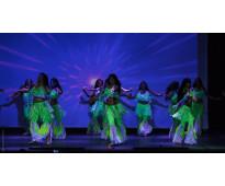 Danzas árabes en Devoto
