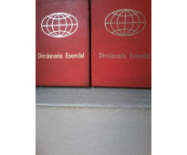 Diccionario Esencial 2 tomos