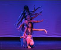 Clases de danzas arabes para niñas en Villa del Parque