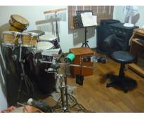 clases de Percusión Pablo Bedek [Villa Celina/Madero]
