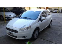 Fiat Punto 1.4 16v Attractive full año 2011