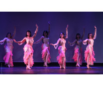 Clases de danzas árabes en Belgrano