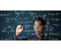 Clases particulares Matematica CBC.