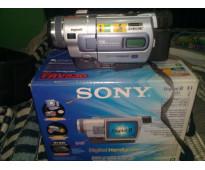 COMO NUEVA, ENTREGA INMEDIATA.Video Camara  Sony Dcr - Trv530 Digital 8