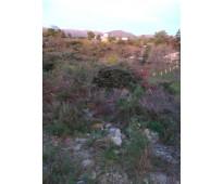 Vendo terreno en Huerta grande