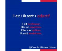 Clases de francés personalizadas profe nativa