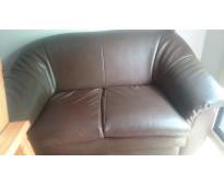 Vendo 2 sillones en excelente estado de 1 y 2 cuerpos