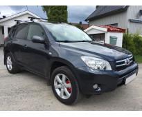 Oferta de regalos de vehículos (Toyota RAV4)