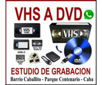 VHS A DVD - Todo DVD