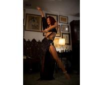 Show Danzas Árabes-Bailarina profesional-