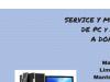 SERVICIO TECNICO DE COMPUTADORAS, NOTEBOOKS Y NETBOOKS. INSTALACION Y MANTENIMIE...