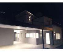 Funes, Inmobiliaria Ferroni. . Casa nueva 3 dormitorios. Don Juan