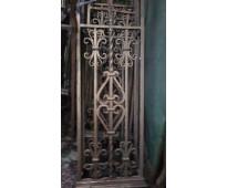 vendo rejas estilo colonial de hierro