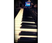 TALLERES!! CLASES DE CANTO, PIANO Y BOMBO!!
