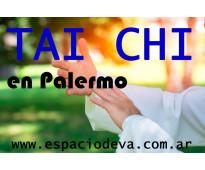 Clases de Tai Chi Chuan en Palermo