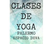 Clases de Yoga en Palermo