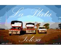 Flete La Plata Tolosa