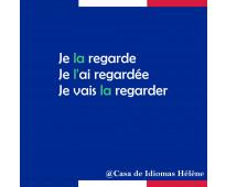 Clases francés DELF DALF profe nativa c/ exp