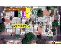 Excelente venta de lotes semi-privados- a 160m Av. San Martín- Las heras.