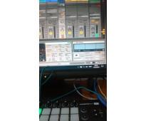 Clases de Producción y Composición en Ableton live 10