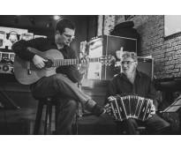 Clases online de Guitarra Tango