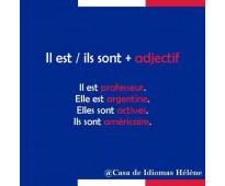 Clases de francés todos los niveles y objetivos profe nativa c/ exp