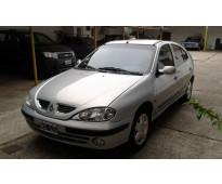 Renault Megane 1.9 Tdi RXE 5ptas full año 2000
