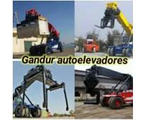 Servicio tecnico de Autoelevadores GANDUR