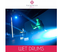 Show de Percusión WET DRUMS - By Valkirias Shows