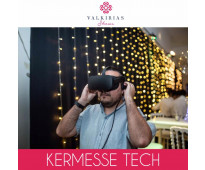 Kermesse Tech para Eventos - By valkirias Shows