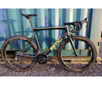 BMC SLR01 56 custom build, 6,69KG!, Zipp, Quarq, EE Brakes, Etap - incred spec!