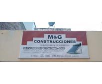M&G construcciones