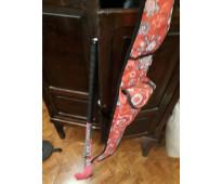 palo de hockey con estuche