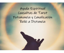 TAROT - FOTOMANCIA - REIKI A DISTANCIA Y CANALIZACION
