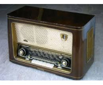 REPARACION Y RESTAURACION DE RADIOS ANTIGUAS