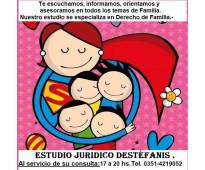 ABOGADA ESPECIALIDAD EN DERECHO DE FAMILIA
