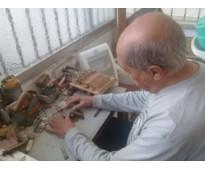Afinacion y reparacion de acordeones